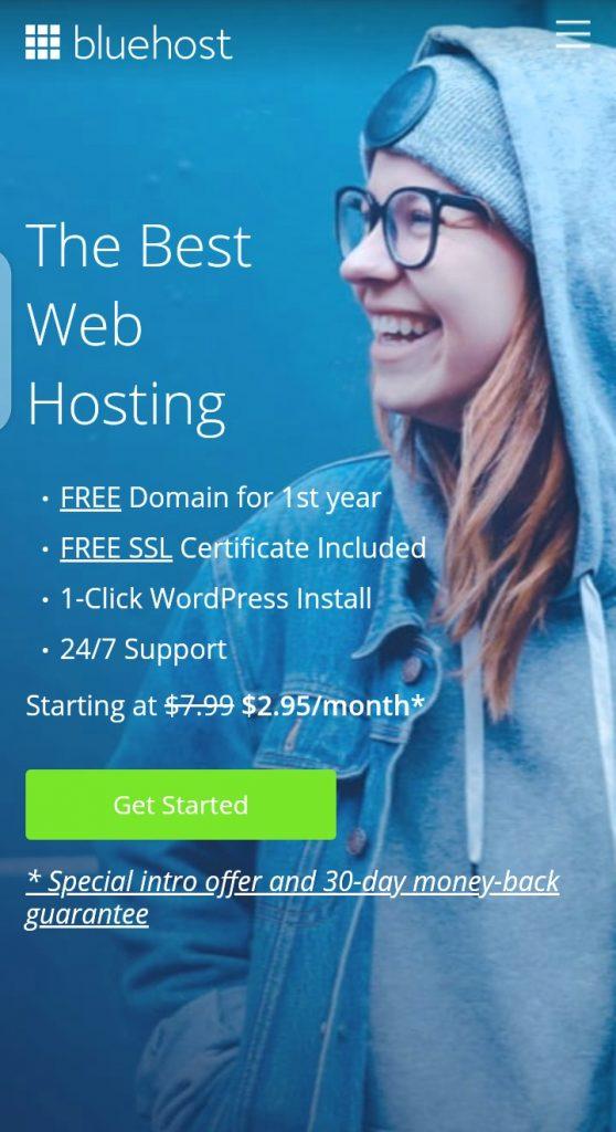 Bluehost affiliate login