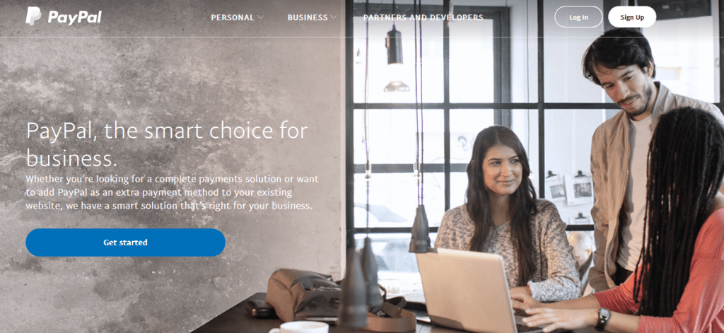 Screenshot 2020 06 24 PayPal the smart choice for business