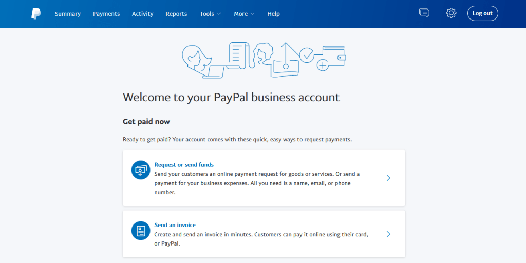 Verified PayPal account 1