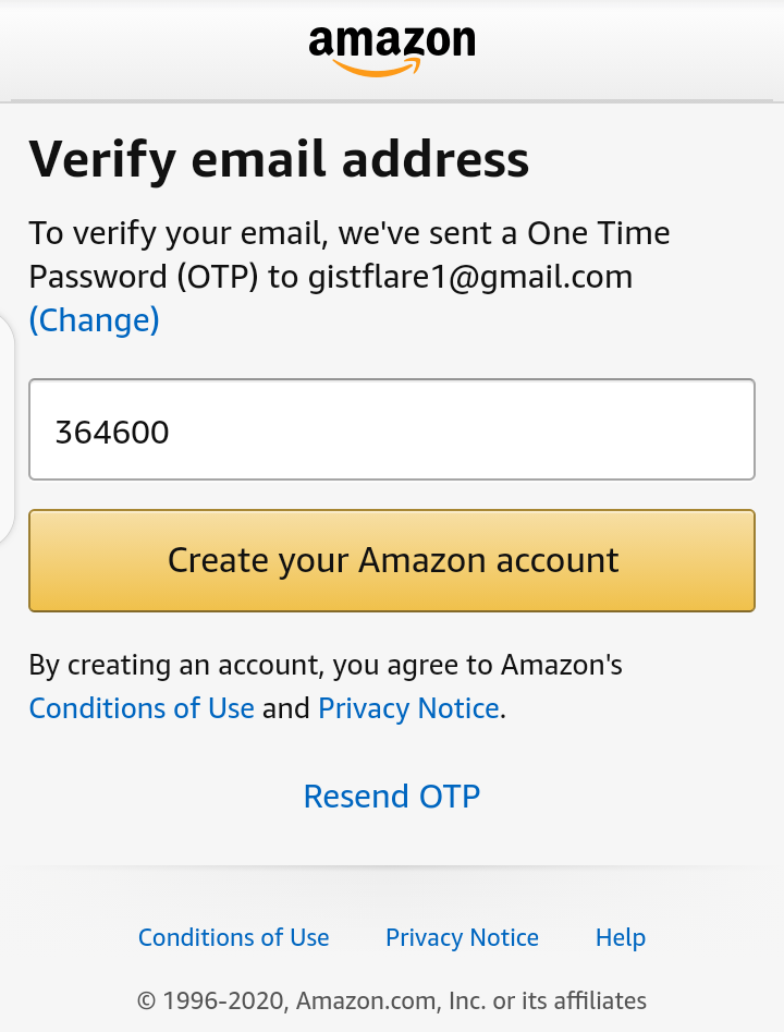 affiliate links on Amazon
