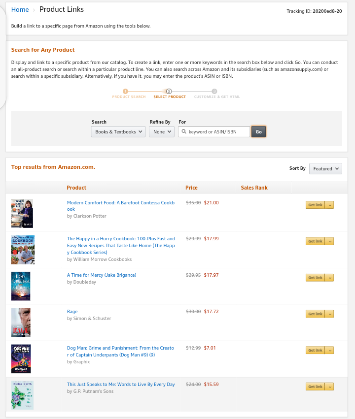 How to make money with affiliate links on Amazon, earn $1,250 monthly