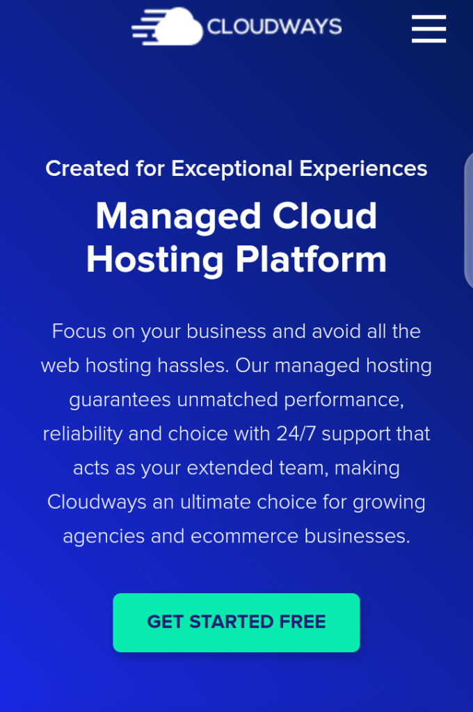 Cloudways Review Best web hosting in the world Cloudways support Cloudways Hosting review