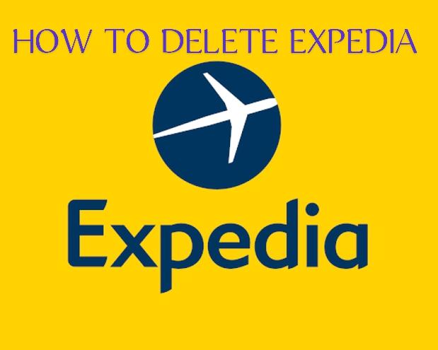 how to delete expedia account 1