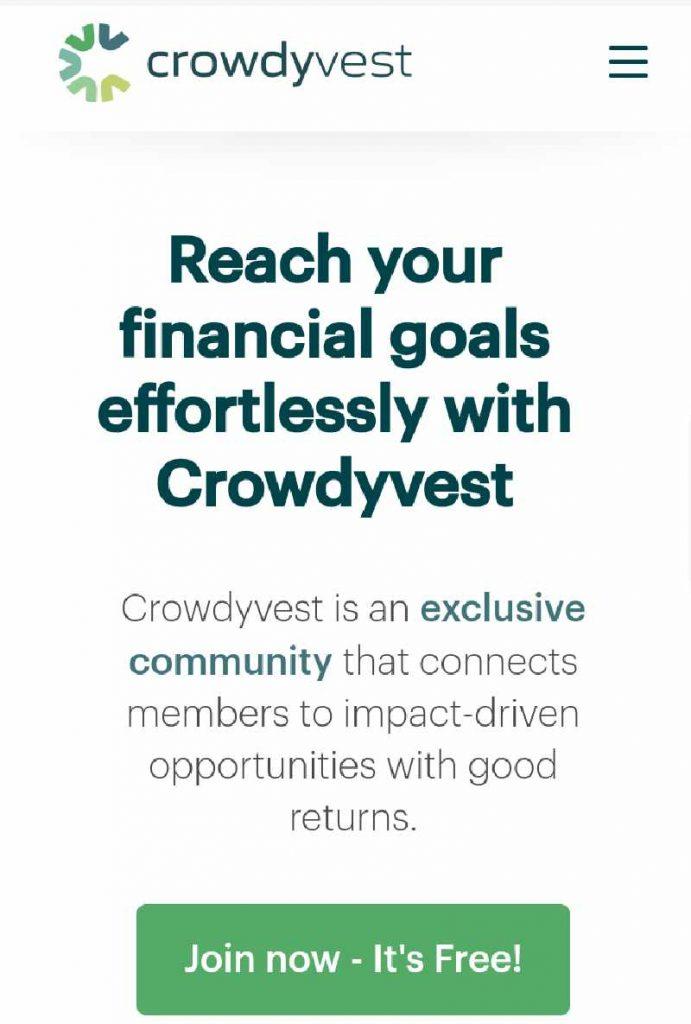Crowdyvest review Crowdyvest app Crowdyvest review 2021 Crowdyvest customer support