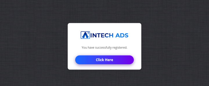 Intech Ads payout date